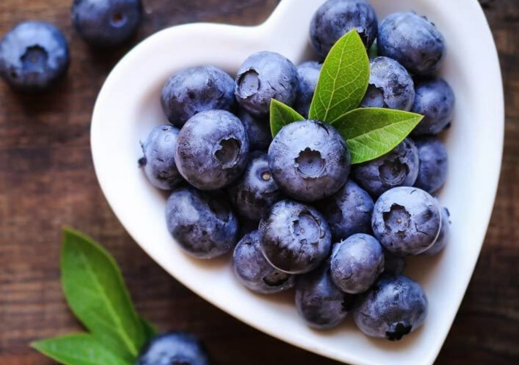 Blueberries y sus beneficios de belleza