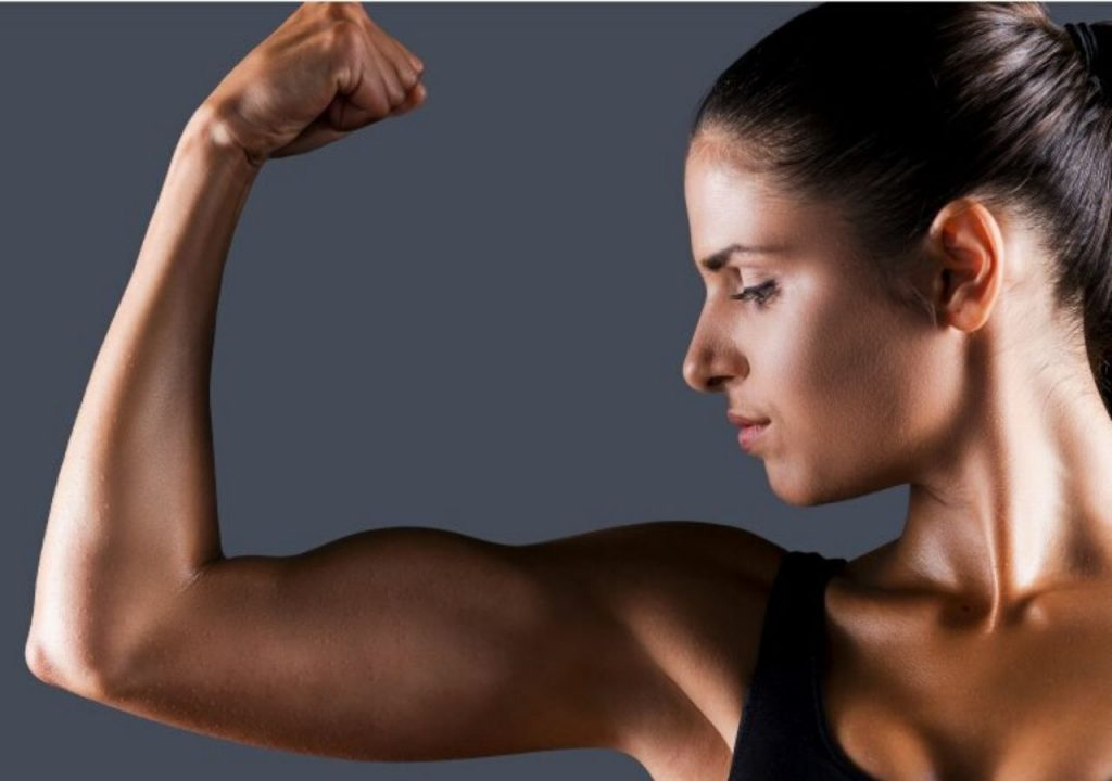Tips para brazos tonificados
