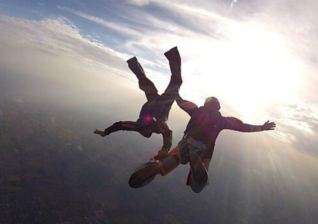 ¡Salta! Y vence todos tus miedos