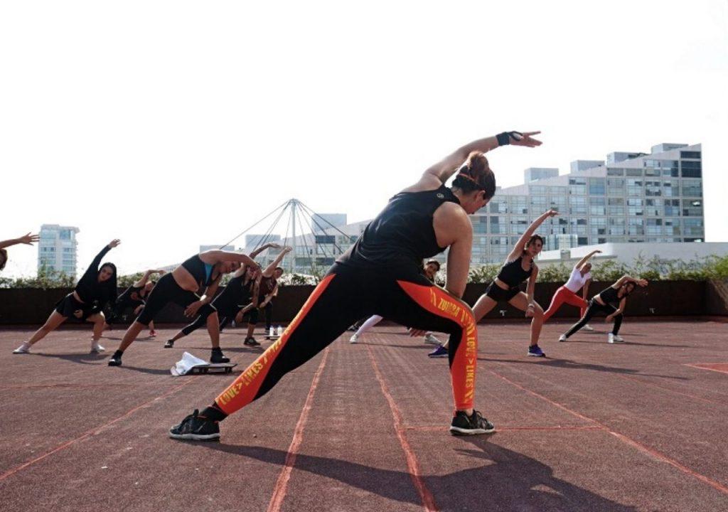 Luvan Máster Class de Baile