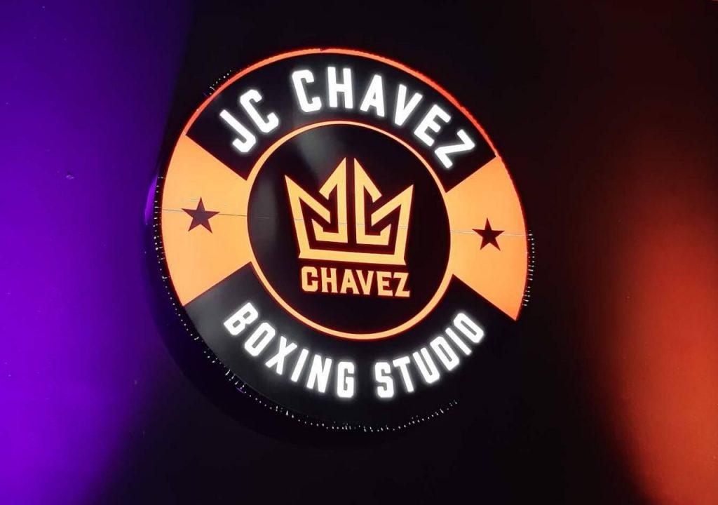 """Gran inauguración del """"JC Chávez Boxing Studio"""""""