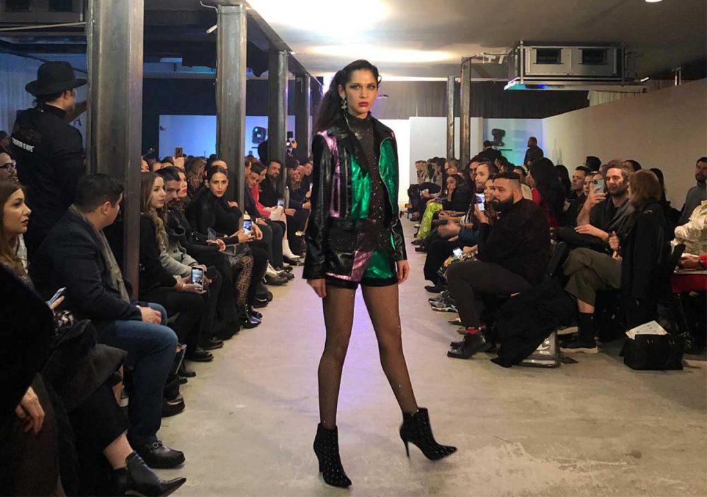 VERO DÍAZ en Fashion Week New York